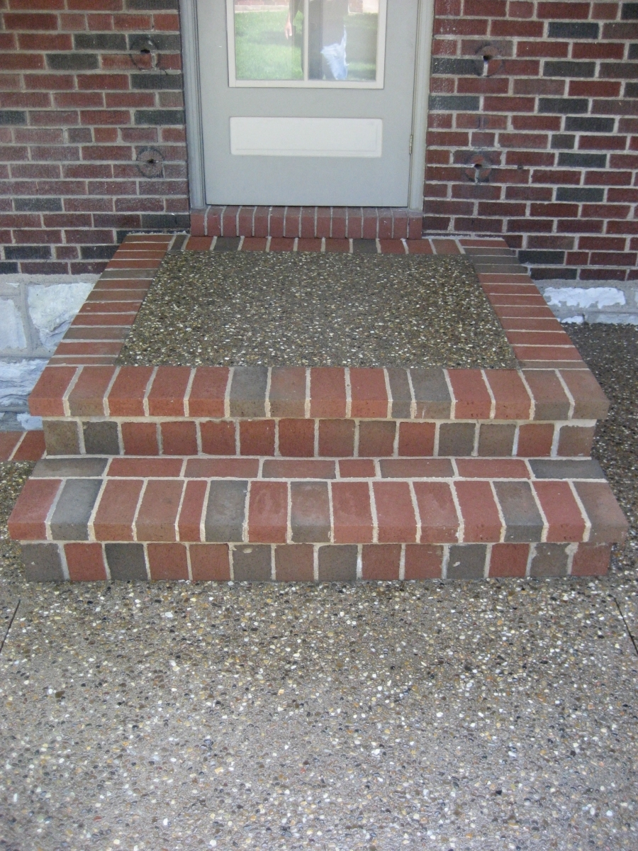 Midwest Concrete Patio 0117