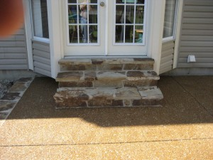 Midwest Concrete Patio 0124