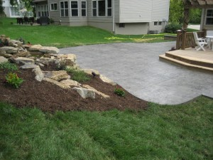 Midwest Concrete Patio 0181