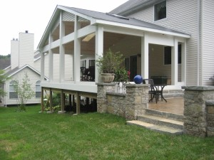 Midwest Concrete Patio 0190