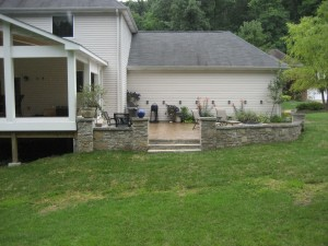Midwest Concrete Patio 0194