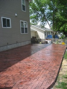 Midwest Concrete Patio 0451