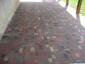 Midwest Concrete Patio 0550