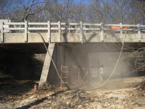 Midwest Concrete Bridge Construction 0501