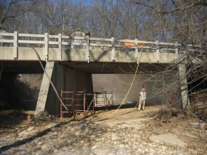 Midwest Concrete Bridge Construction 0502