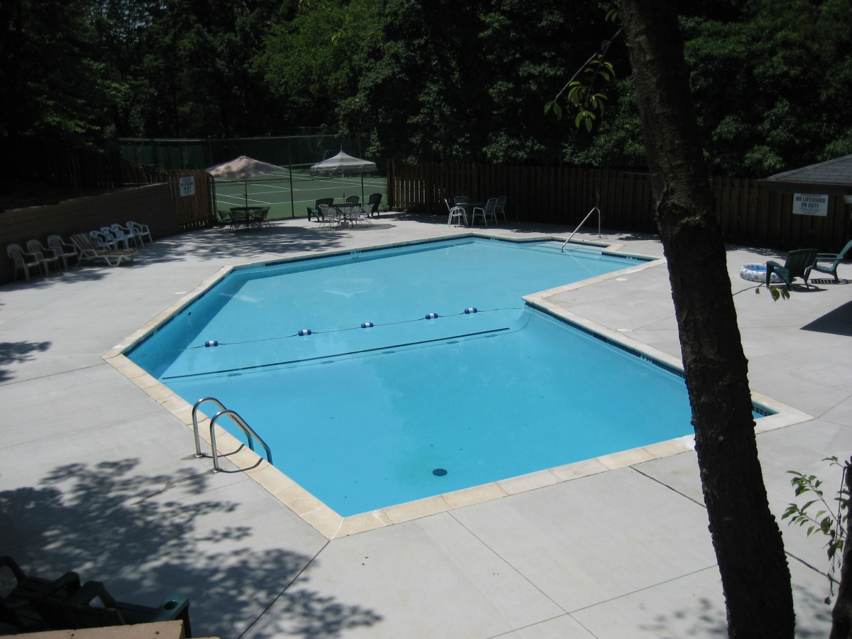 Midwest Concrete Pool Decks 0670