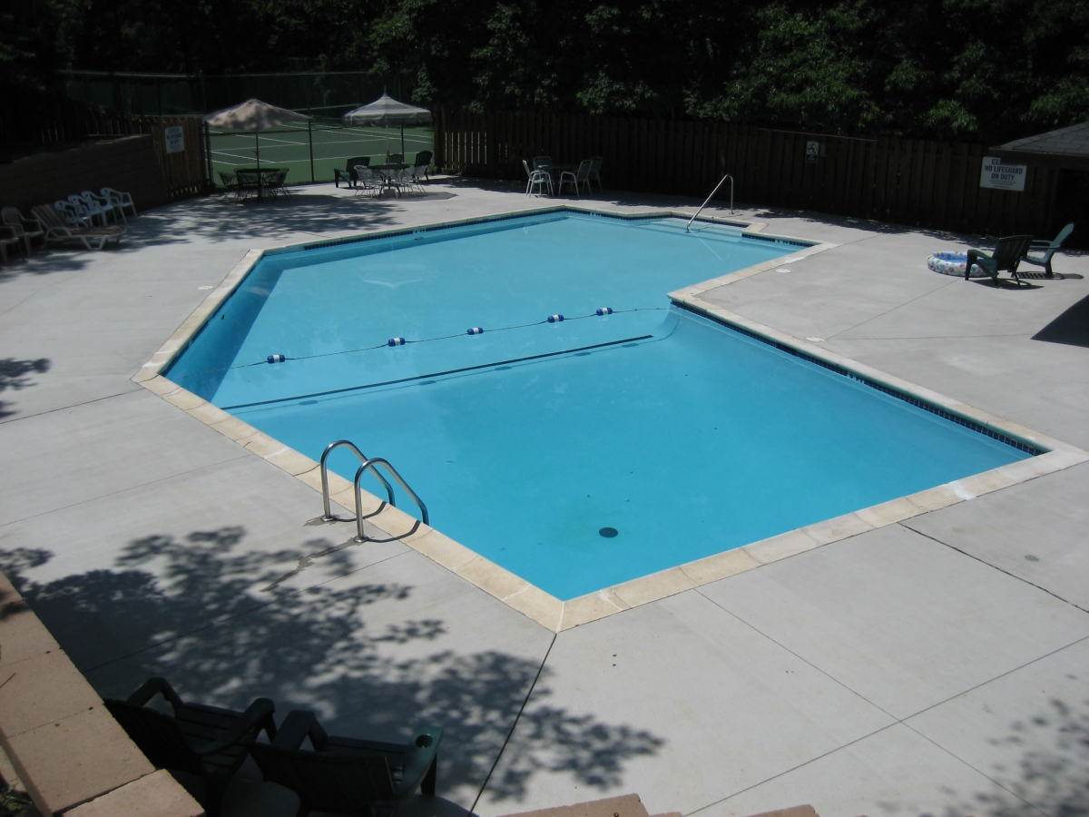 Midwest Concrete Pool Decks 0671