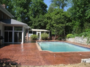 Midwest Concrete Pool Decks 0259