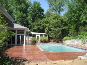 Midwest Concrete Pool Decks 0260